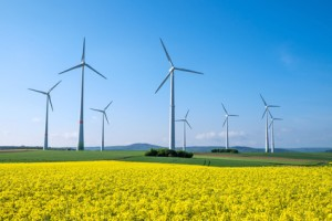 Generador eólico
